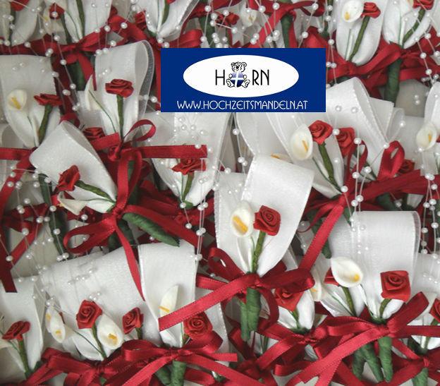 Horn Hochzeitsmandeln