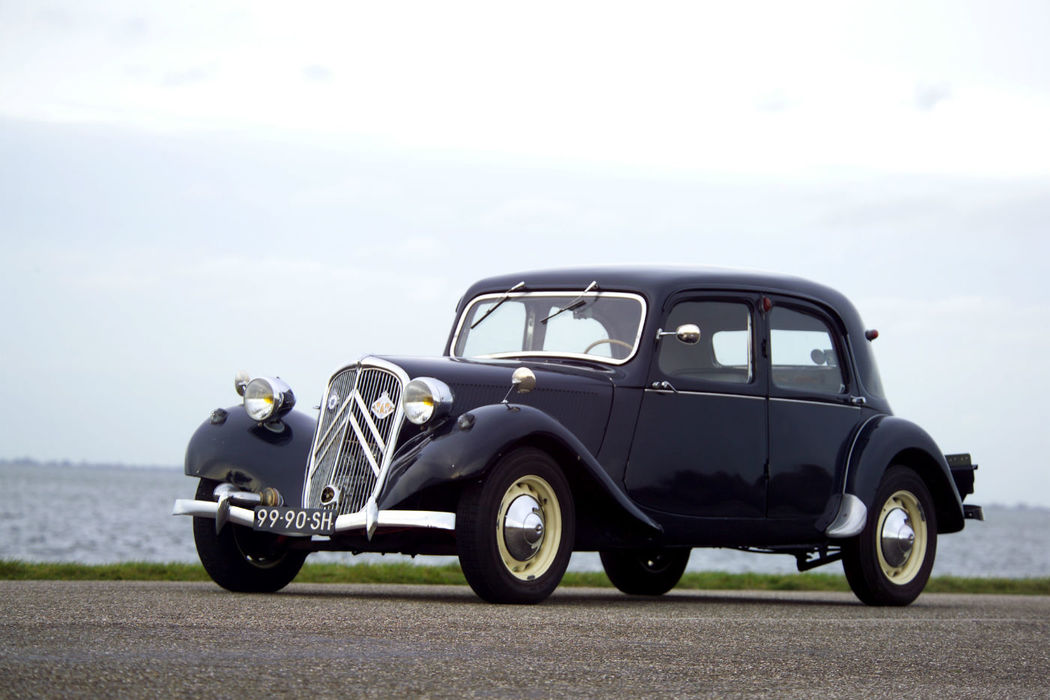 citroen traction avant 1946 4 zitplaatsen