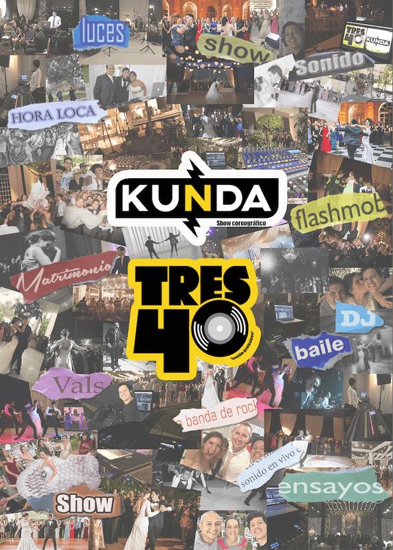 Kunda Show Coreográfico