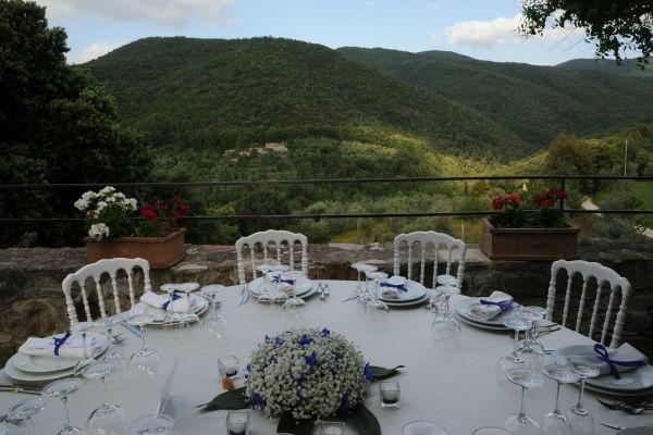 Matrimonio nel Chianti  - La Buona Tavola Catering&Banqueting Firenze