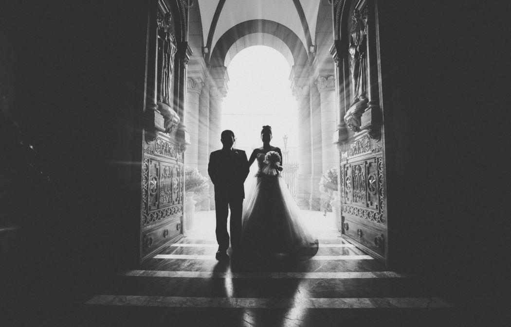 Giancarlo Aponte Wedding Portraits