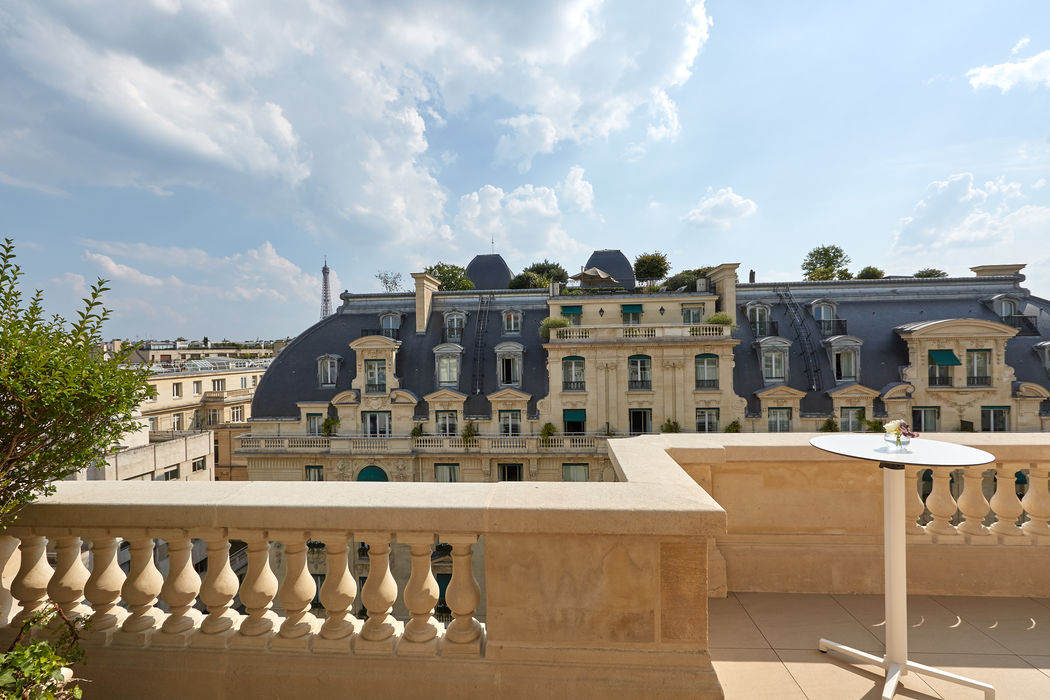 Hôtel Raphaël Paris 5*