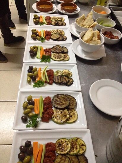 Restaurante Serramanna