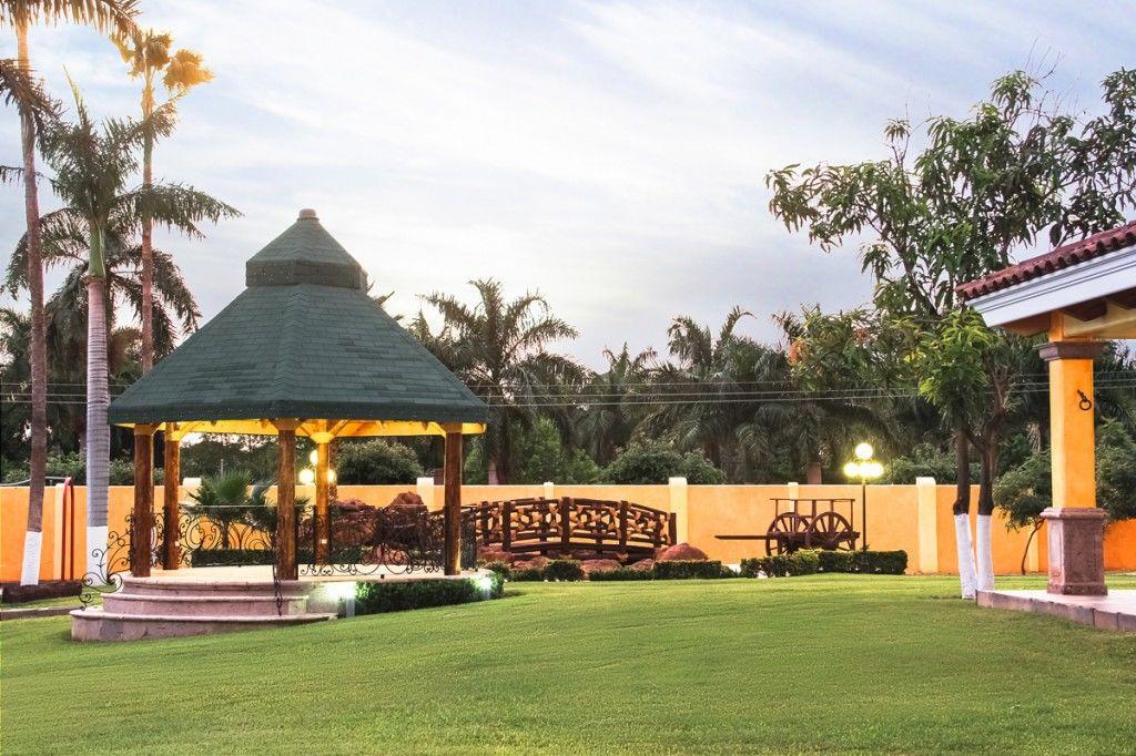 Jardin Paraíso San José