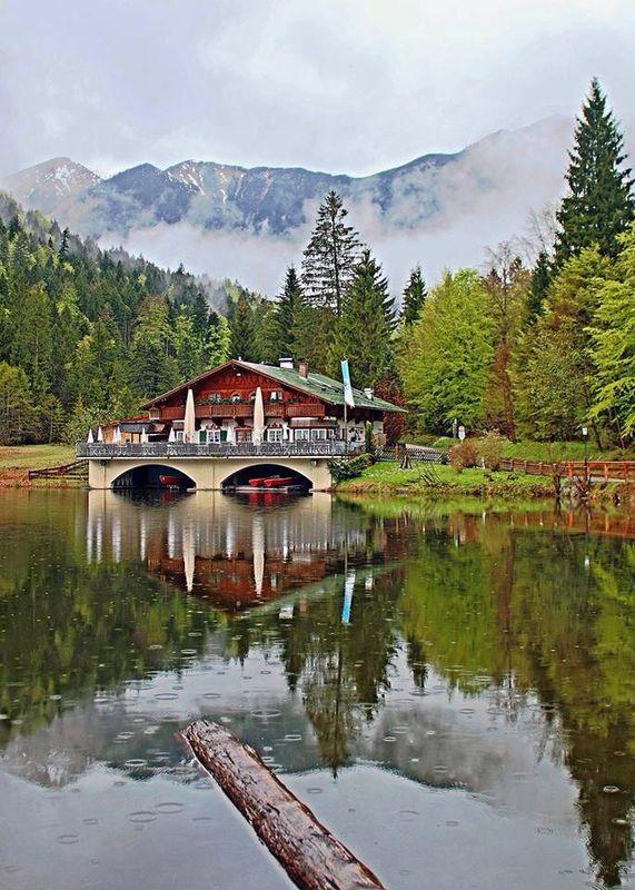 Berggasthof Pflegersee