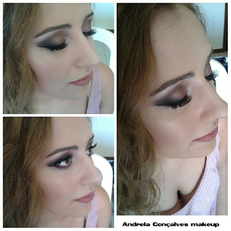 Andreia Gonçalves - makeup