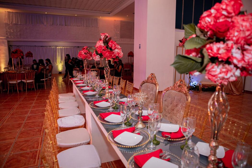 Status Eventos y Banquetes