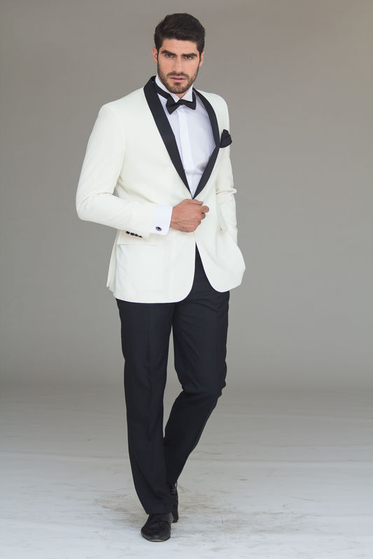 Tuxedo Blanco