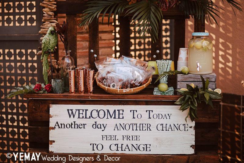 Yemay Weddings & Flowers