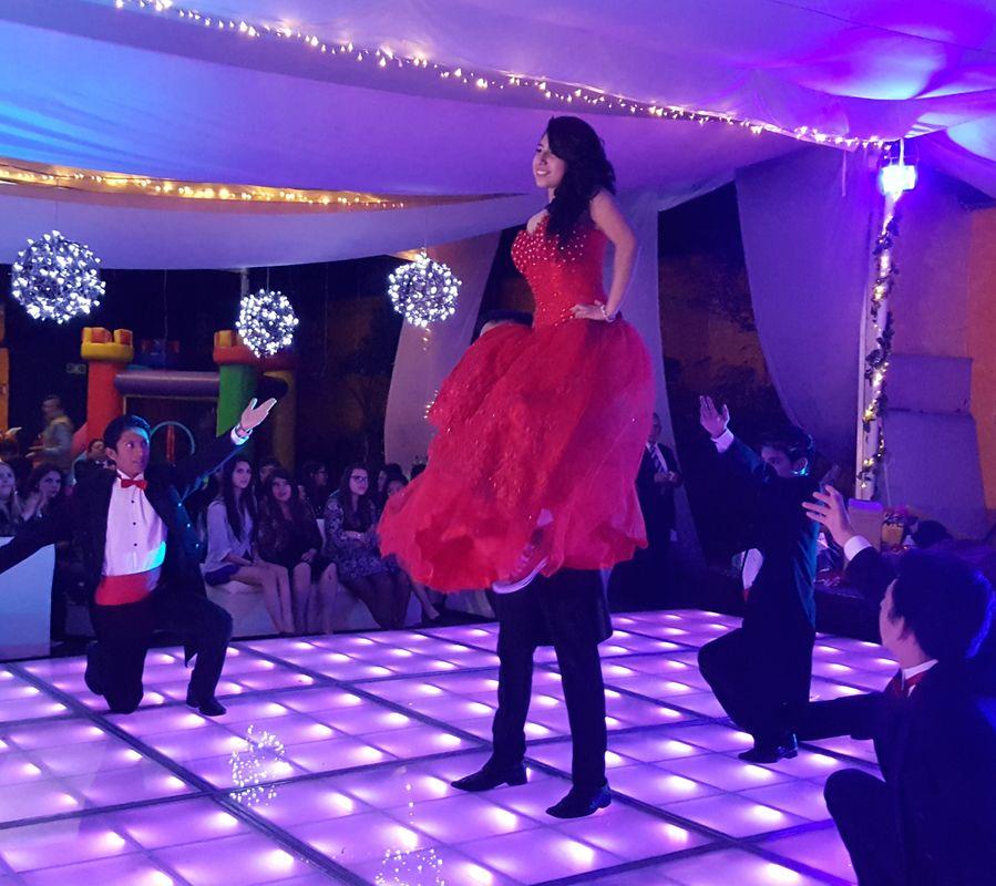 Bailes y Coreografías de XV