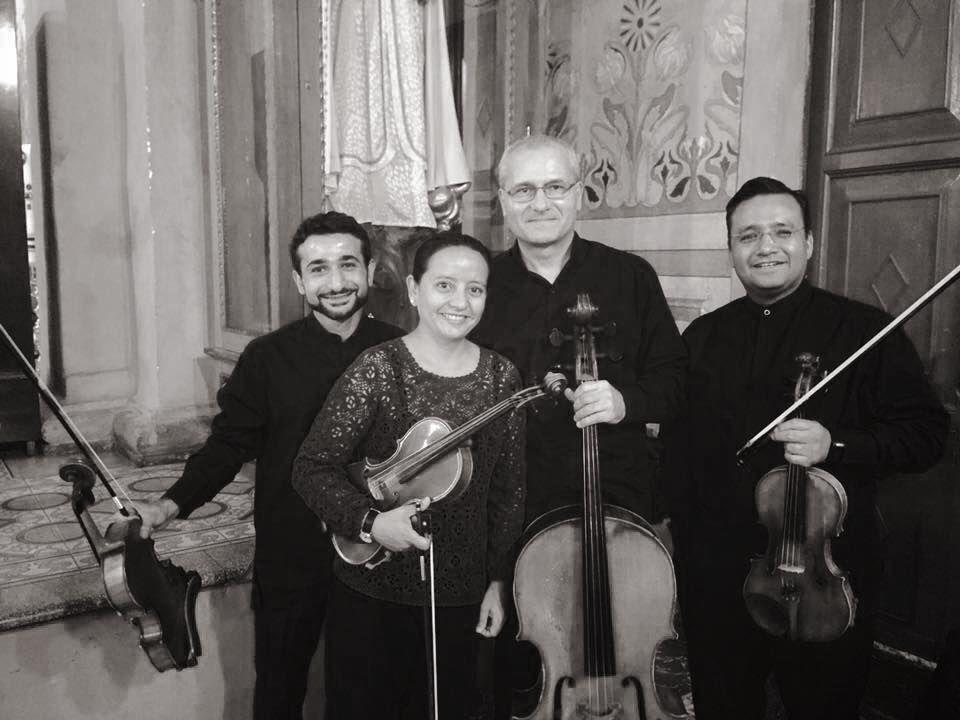 Cuarteto de Cuerda Sonus