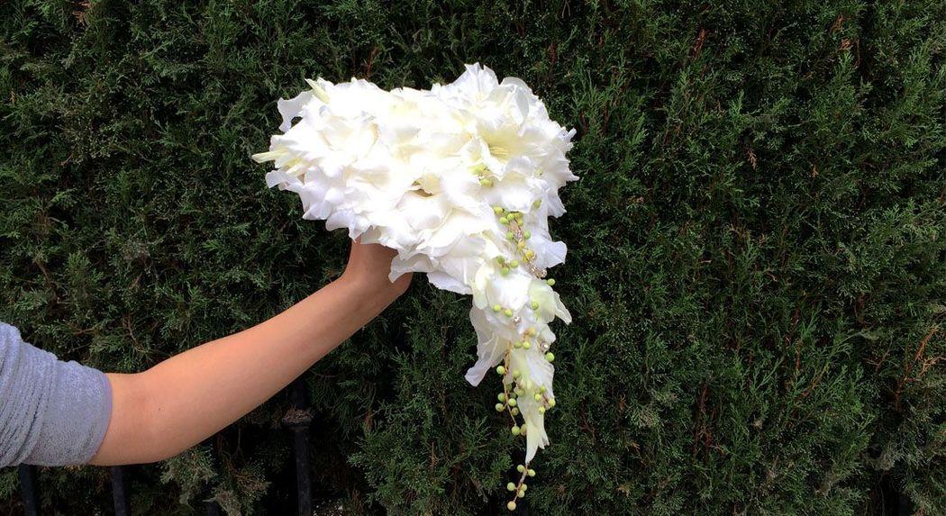 Tiesto Artesanía Floral
