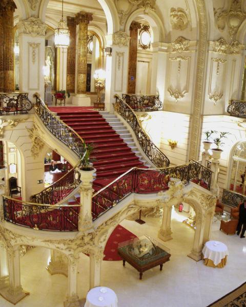 Restaurant el casino madrid