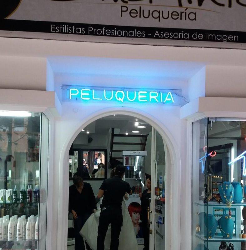 Omar Pinto Peluquería