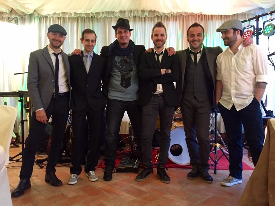 Argonauti Live Band