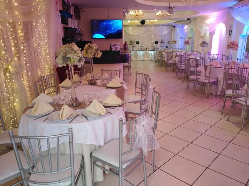 Salon y Eventos Tifany