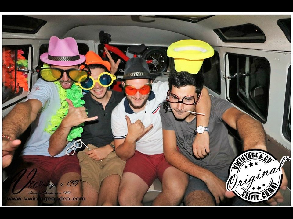 Vwintage and Co : Transport et Photobooth