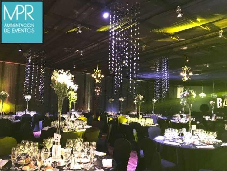 MPR Ambientación y Producción de Eventos