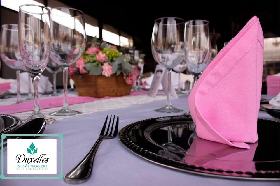 Banquetes Duxelles