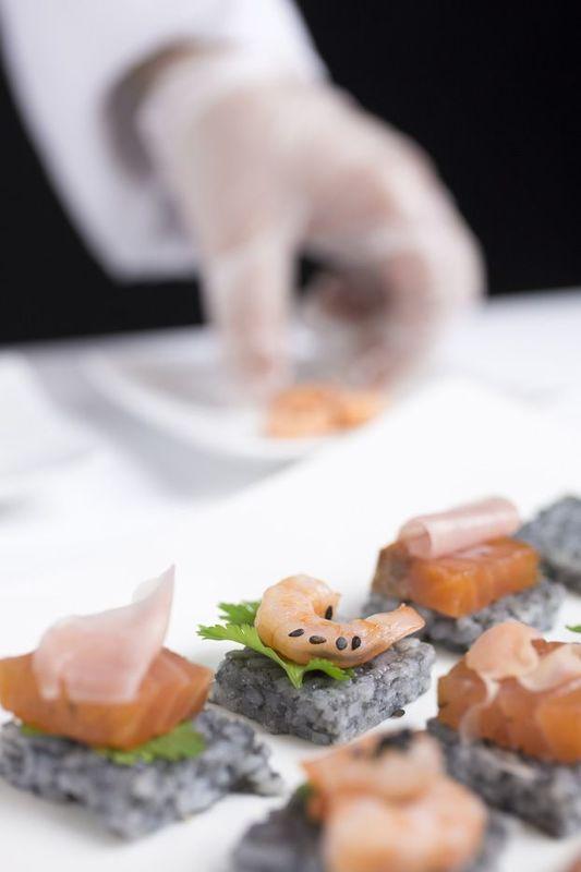 Animation rizo : Sushi revisité