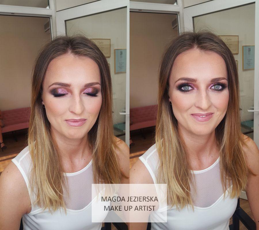 Magda Jezierska- Makeup Artist