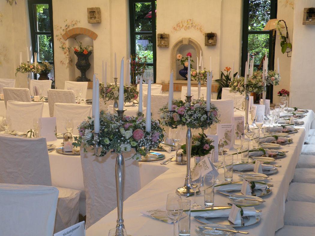 Hochl & Co Hochzeitsfloristik