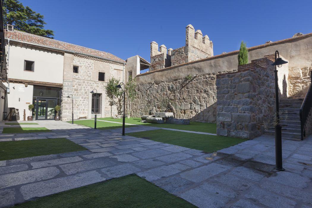 Jardín Muralla