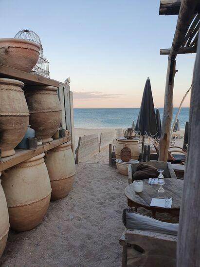 La plage Bonaventure