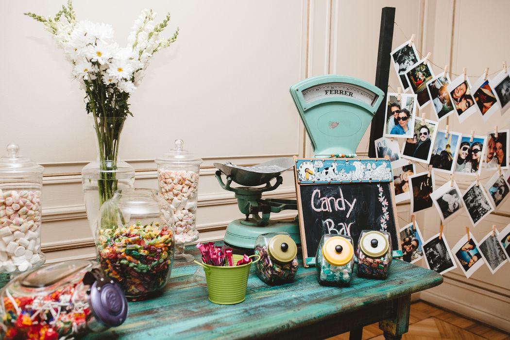 Candy bar Casa Montt.