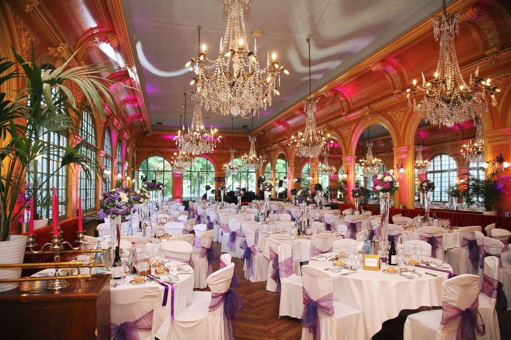 Les Salons de l'Hôtel de France de Versailles