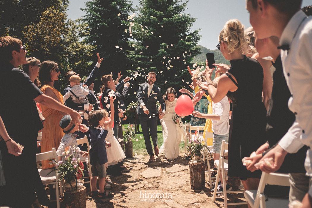 Binòmia Wedding Photography