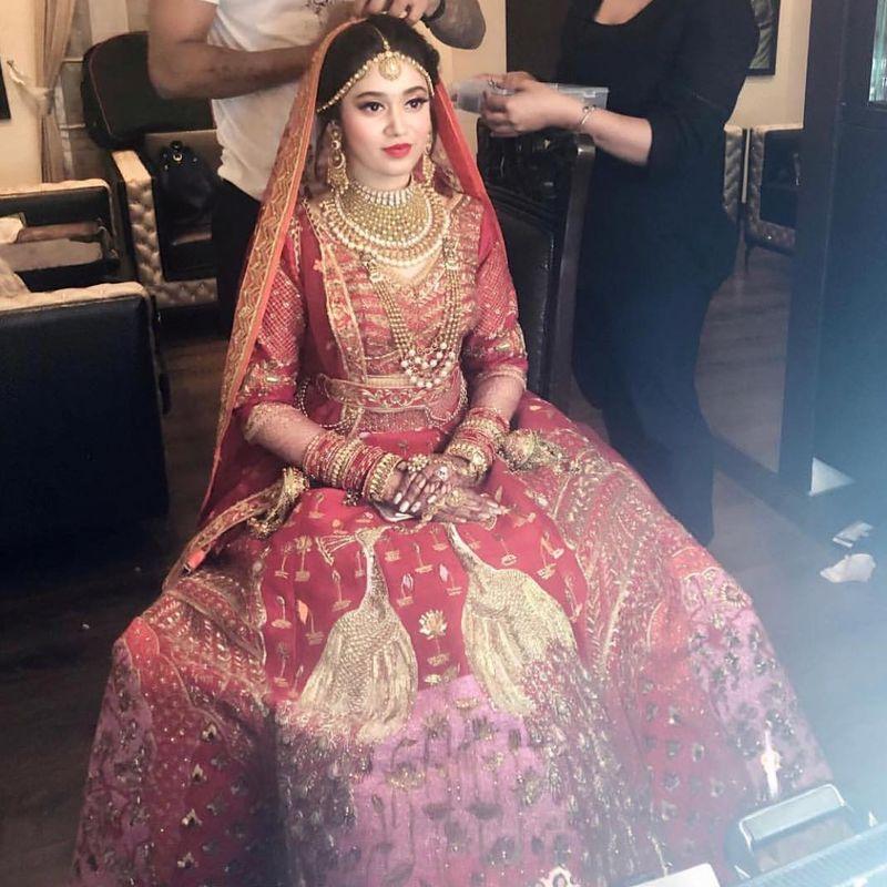 Shruti Sharma Makeup