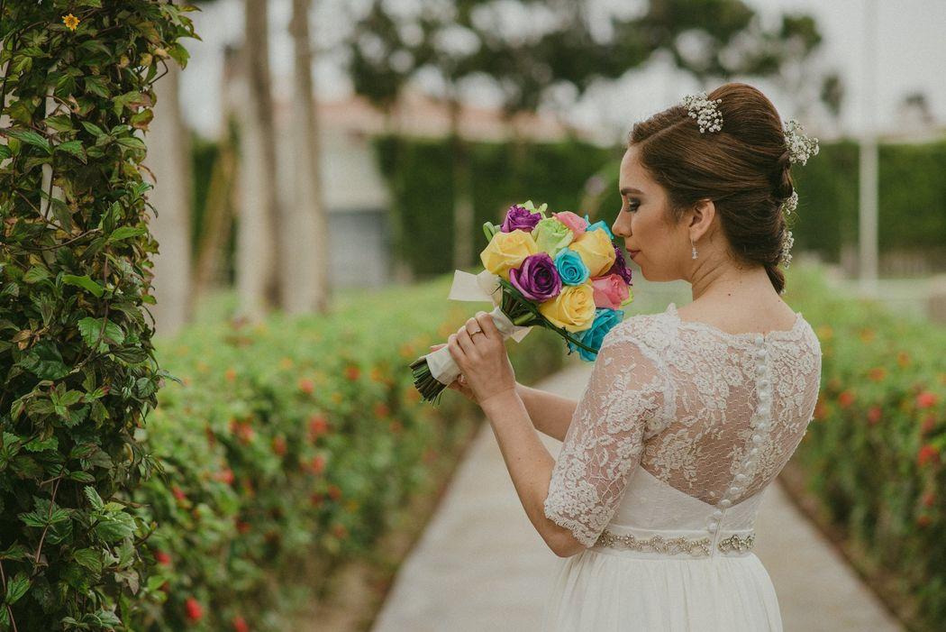 Novia BDL - Stephanie Bernaola ( Trujillo)