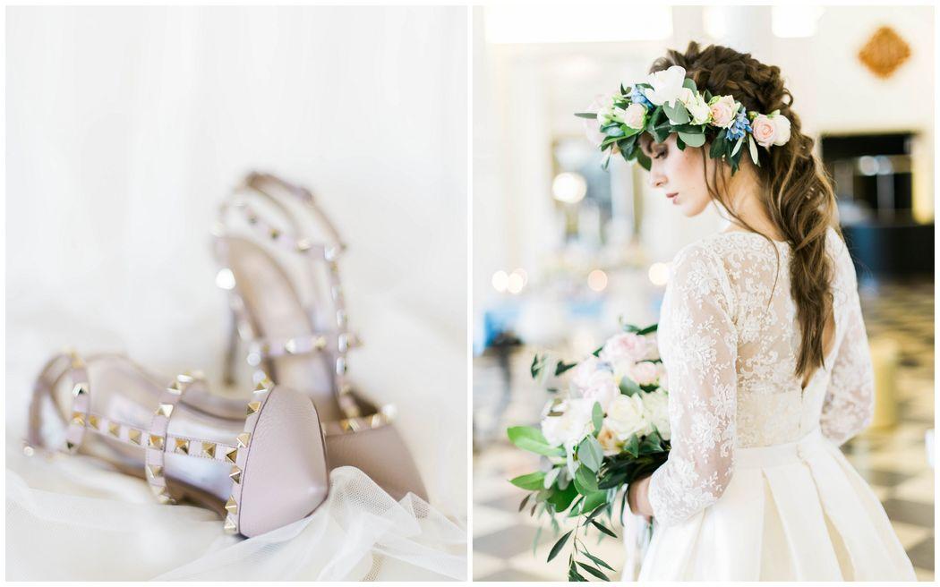 Hochzeitsimpressionen - Das Hochzeitswerk