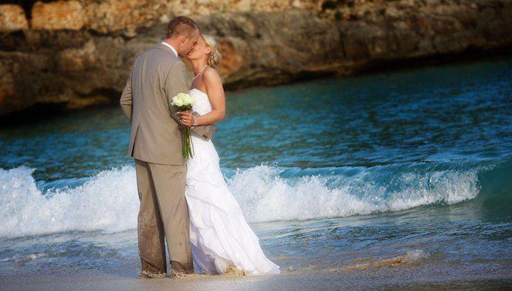 Beispiel: Brautpaar auf Mallorca, Foto: T'estim.