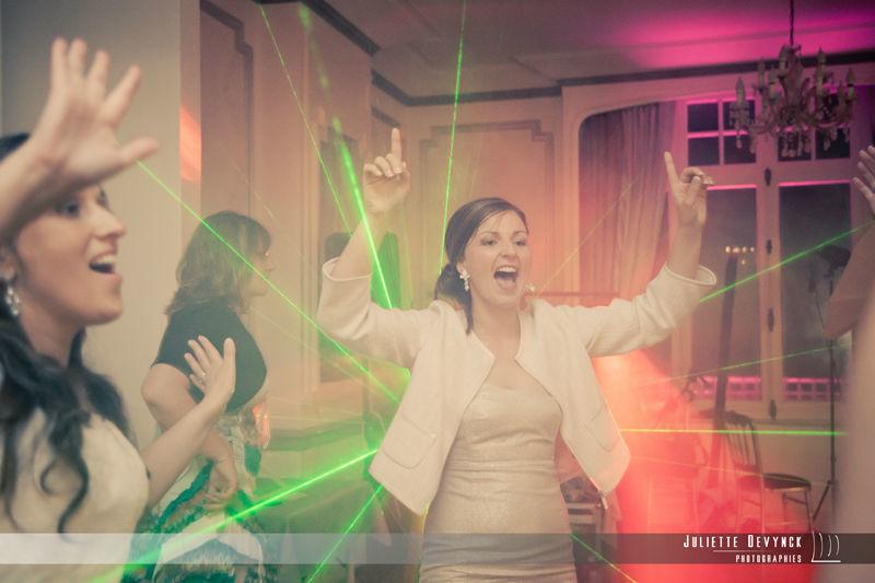 Manoir des Lys Mariage Piste de danse