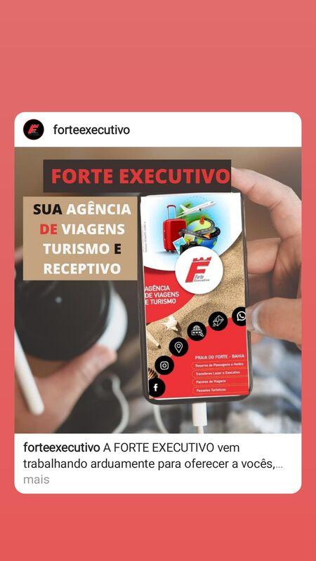 Forte Executivo -  Turismo Executivo