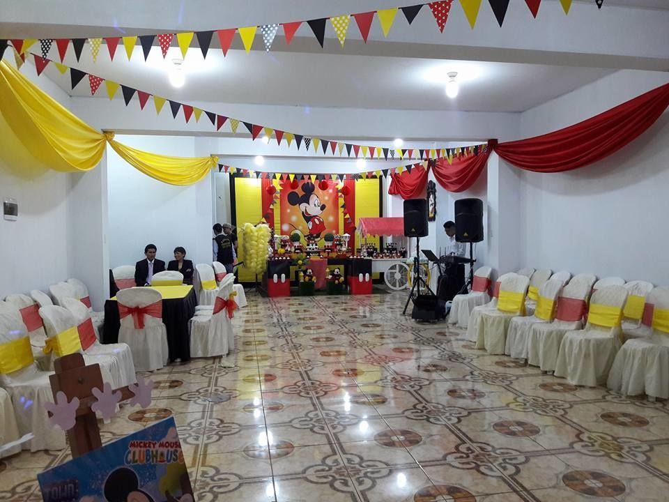 Eventos y Servicios Vidal