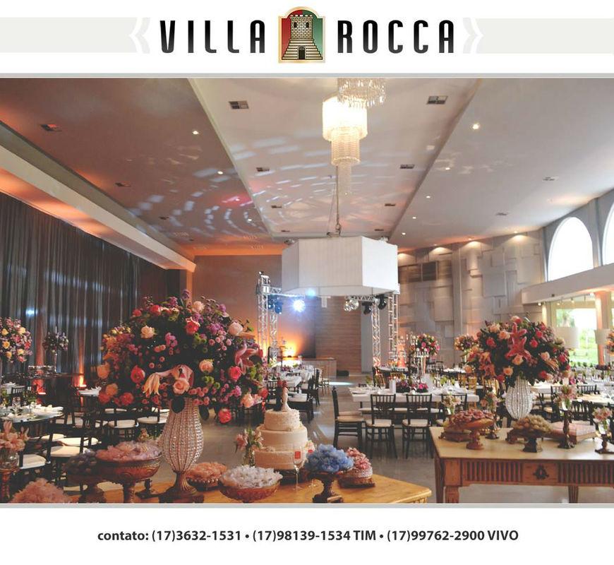Espaço Villa Rocca