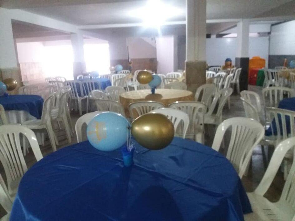 ESPAÇO LIVRE FESTAS & EVENTOS