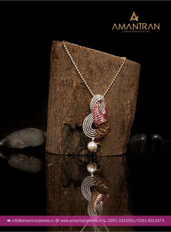 Amantran Gems & Jewels Pvt. Ltd.