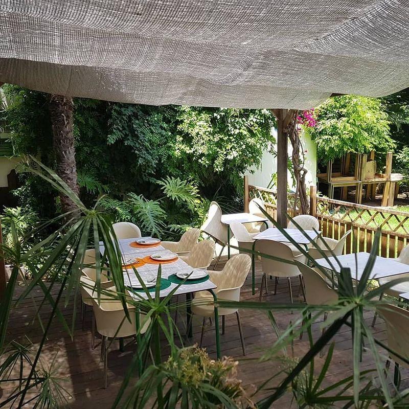 Food and Garden Restaurant
