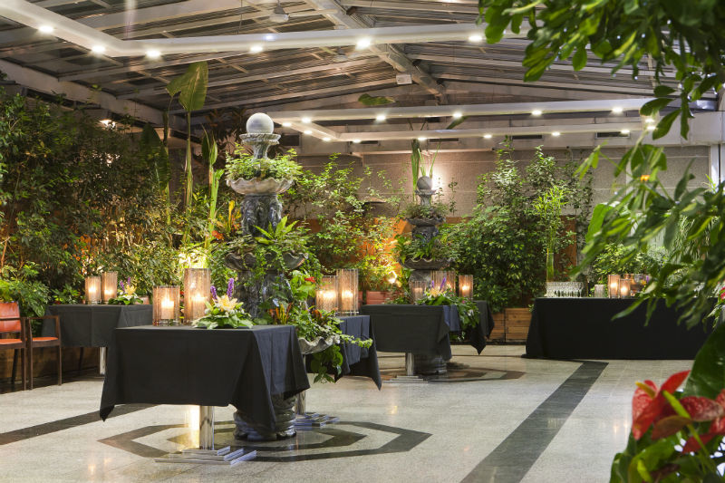 Hotel vp jard n metropolitano bodas for Jardin metropolitano madrid