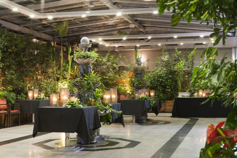 Hotel vp jard n metropolitano bodas for Jardines 15 madrid