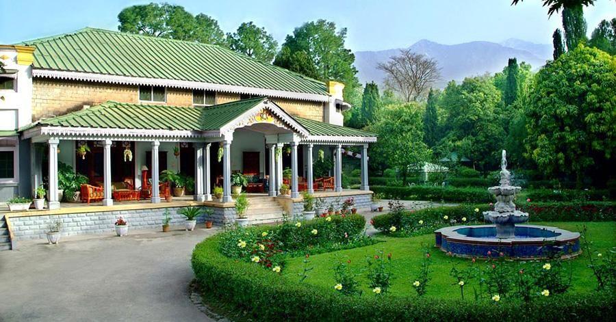 Taragarh Palace, Palampur