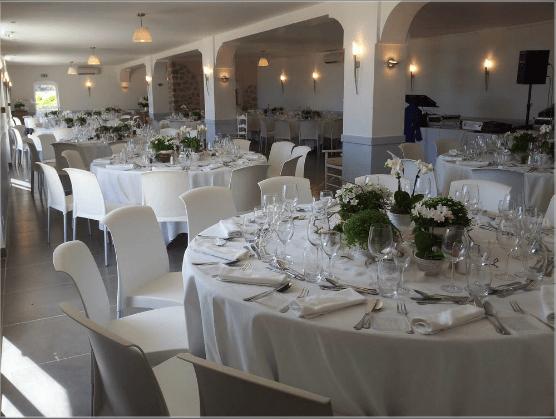 Salle de Réception - Château des Selves