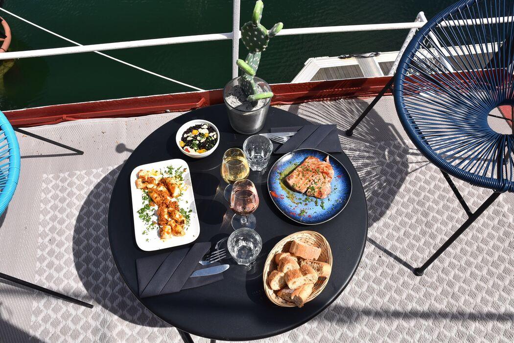 Le France 1 - Bar de la mer