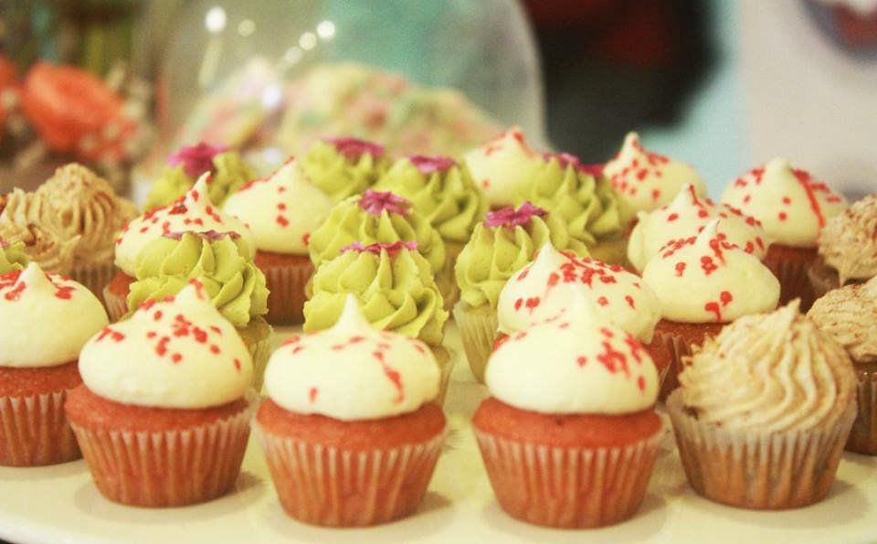 Sabor'es Cupcake