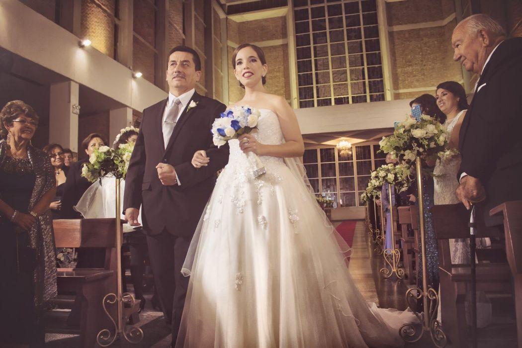 Elvia Terrones Wedding Planner