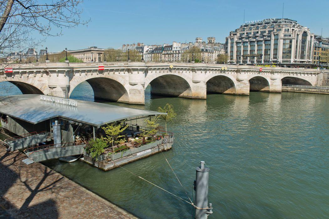 Les Jardins du Pont Neuf